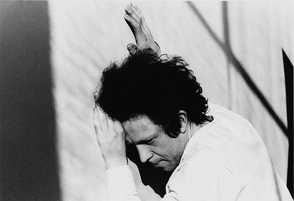 LEIPZIG, PORTRAIT von Gerd Harry Lybke, HGB, Di. 10.03.1987