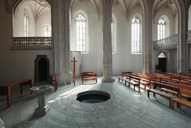 LUTHERSTADT EISLEBEN, ZENTRUM TAUFE, Kirche, 03.04.2012@0283