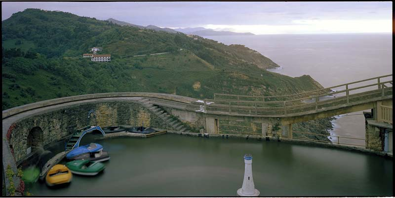 Vergügung über dem Atlantik, 2004