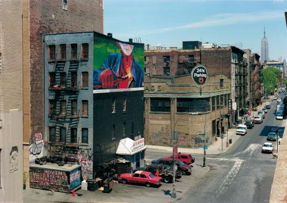New York, FORMAT MINI 125x175cm / MAXI 185x256cm