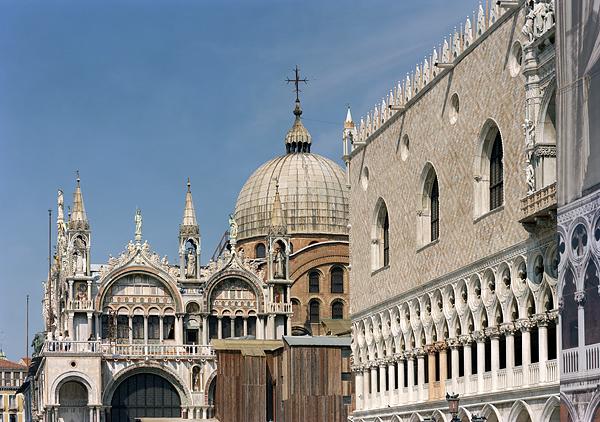 VENEDIG, Basilica di San Marco, Piazza San Marco, 10.09.1999