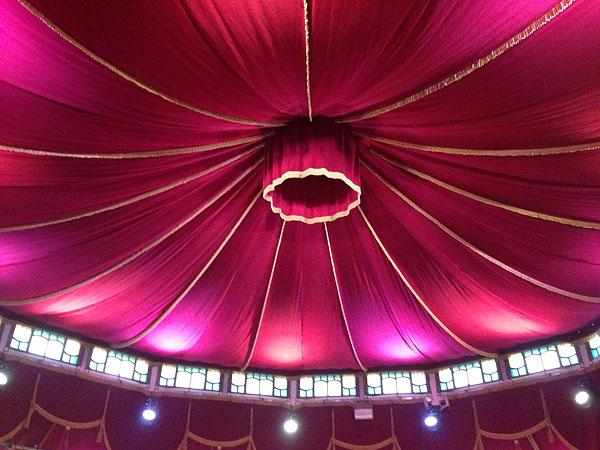 """Berlinale Restaurant, """"GROPIUS-MIRROR"""", 07.02.2014"""