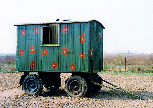 "Anmut des Vergangenen ""Applique Volière"", nahe Schafstädt/Querfurt, WV# 96-0783, 26.04.1996"