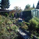 LEIPZIG, GARTEN, 04.10.2011