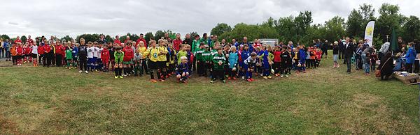 LEIPZIG, Sportschule E.BRAUN, LVV-CUP, BAMBINIS alledrauf.de, 21.06.2014