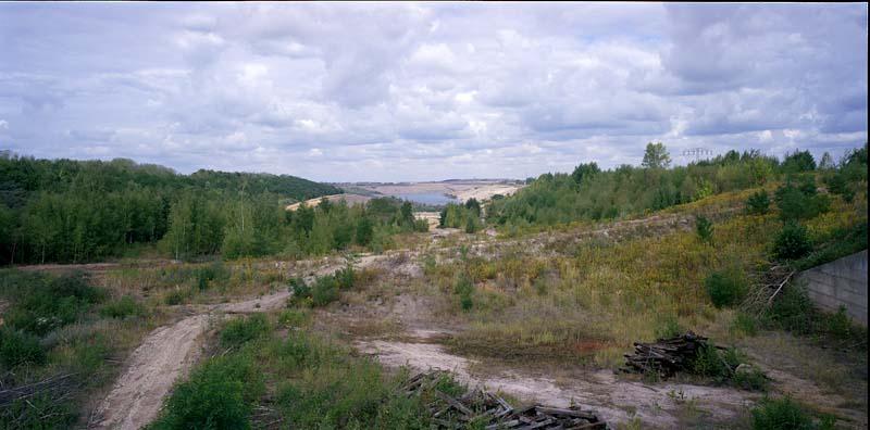 Störmthal in Flutung, 2003