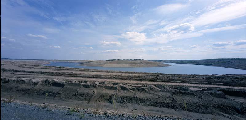 Störmthal, Halbinsel Gruna, 2003