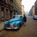 Halle (Saale) Lessingstraße, 1986 © HARALD KIRSCHNER