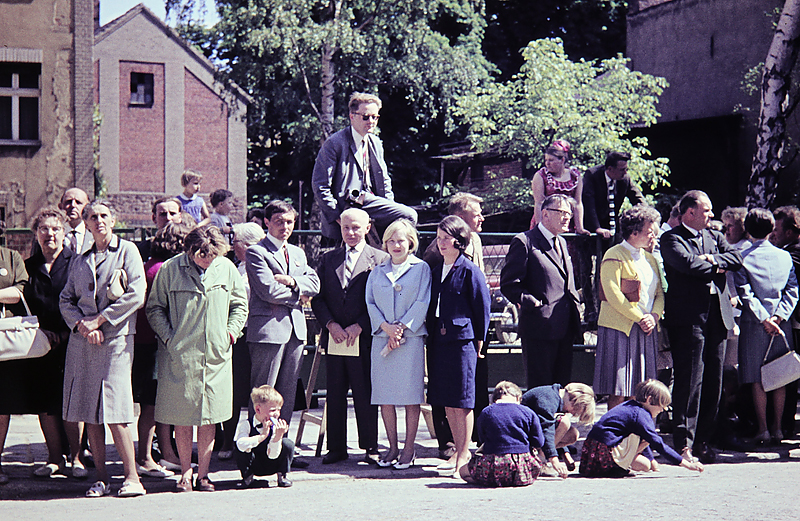 HALDENSLEBEN, One Day in Life - 1966 - thousand year celebrating, 05.06.1966