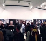 MAGDEBURG, i-phoneography, exhibition-panoview-inside-E, looking east, 08.10.2013