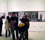 MAGDEBURG, i-phoneography, exhibition-panoview-inside-D, looking east, 08.10.2013