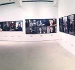 MAGDEBURG, i-phoneography, exhibition-panoview-inside-A, looking north, 08.10.2013
