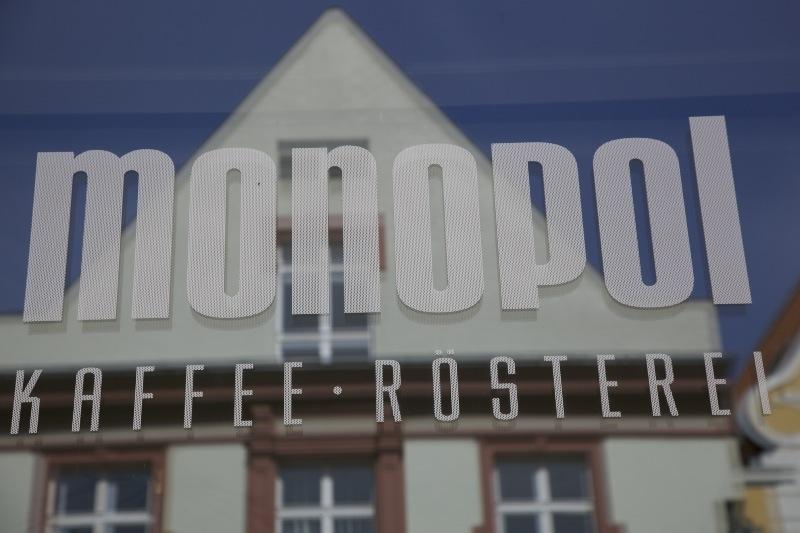 MONOPOL RÖSTEREI STRALSUND, SCHAUFENSTER, 18.08.2012