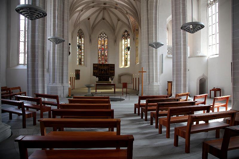 Lutherstadt Eisleben, Zentrum Taufe, St. Petri-Pauli-Kirche, 23.08.2012