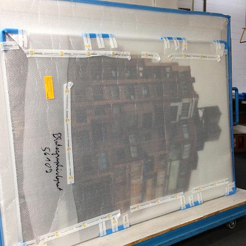 DÜSSELDORF, Fa. GRIEGER, Motiv #96-0817, wrapped in plastic, 12.12.2014