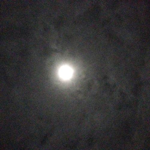 ACROSS THE UNIVERS, LUFTBILDATLAS, full moon over Plagwitz, 05.01.2015@01:30Uhr