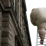 "KASSEL, CHINA PUBLIC ART, ""FAT MAN"", MOU BAIYAN, 25.09.2012"