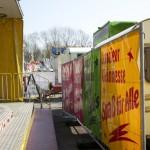 KLEINMESSE LEIPZIG, AM COTTAWEG, DARUM GEHTS' - SPASS FÜR ALLE, 01.05.2012