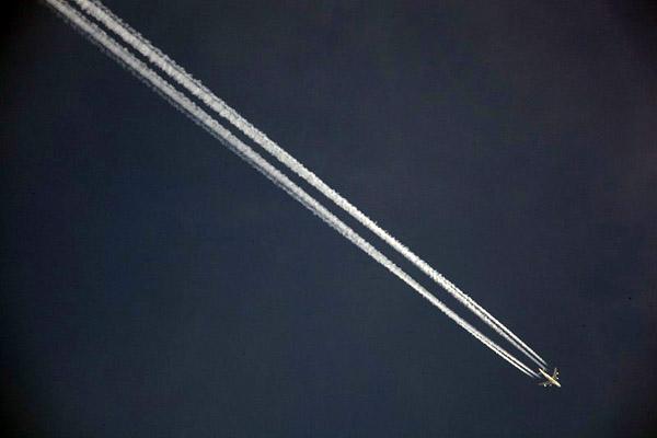 Luftschiff ohne Hafen, unterwegs nach Frankfurt/Main, 13.08.2013