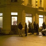Glaube und Glitter: Impressionen von der Eröffnung  @ Inka Perl, 18.02.2012