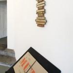 "Glaube und Glitter: Geschosse, Buchobjekt ""weg weis er"" @ Inka Perl, 18.02.2012"