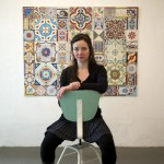 Glaube und Glitter:  Spurensicherung und Künstlerin @ Inka Perl, 18.02.2012