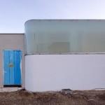 DESSAU, HOCHSCHULE-ANHALT, BIBLIOTHEK, Ans.v.WEST, 22.02.2012
