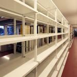 DESSAU, HOCHSCHULE-ANHALT, BIBLIOTHEK INNEN, 22.02.2012