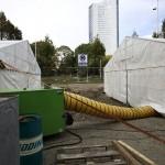 LEIPZIG, ROSSPLATZ, 12.10.2012