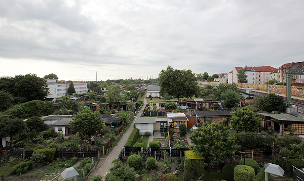 "LEIPZIG, Lindenau, ""Kleiner Plamengarten"", 23.05.2014"