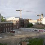 LEIPZIG-PLAGWITZ, AURELIENBOGEN, LUFTBILD, looking east, 23.05.2014