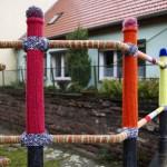 LUTHERSTADT EISLEBEN, BRÜCKE, DETAIL-ANSICHT nach NORD, STRICKER.LE, 03.11.2012