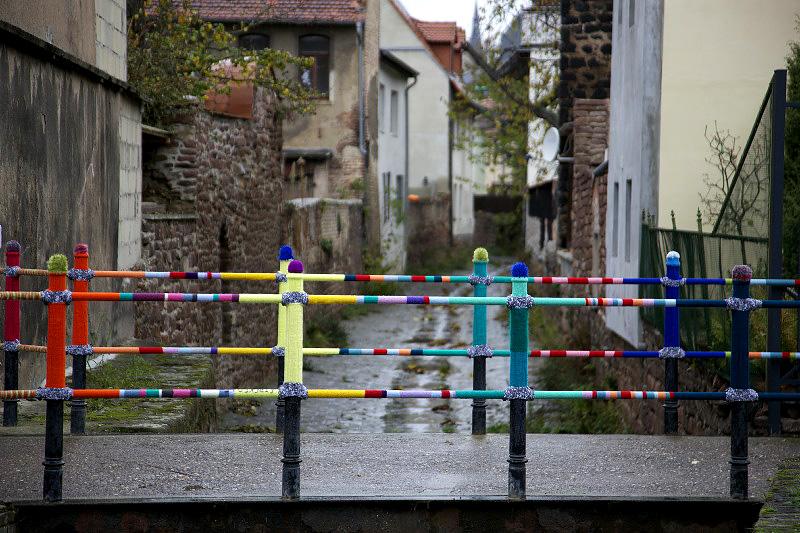 LUTHERSTADT EISLEBEN, BRÜCKE, Ansicht nach WEST, STRICKER.LE, 03.11.2012