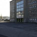 LEIPZIG, ALTE MESSE, HALLE 1, ANS. nach SÜD, 17.11.2012