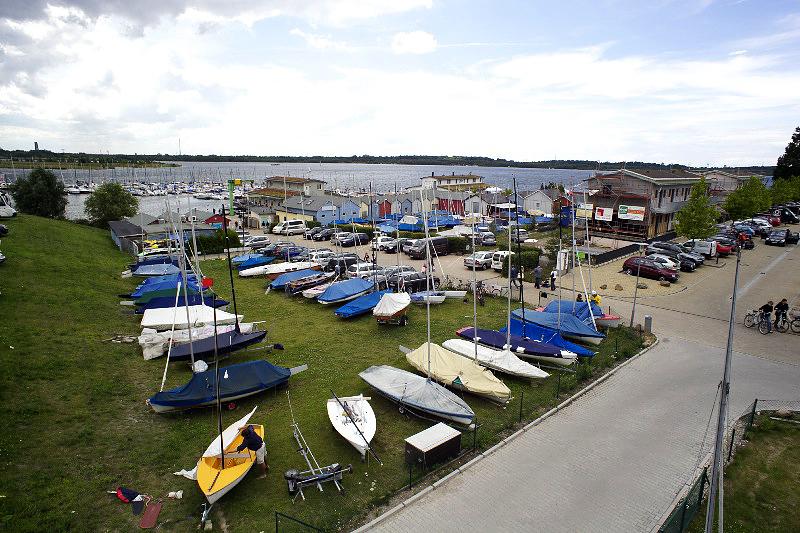 Markkleeberg, Cospuden, Ansicht nach SÜD-WEST 15.07.2012