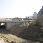 LEIPZIG, NEUBAU KIESBAHN, n.SÜD, 24.03.2012