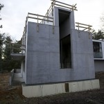 DESSAU, Ansicht nach Süden, 04.12.2012