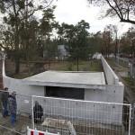 DESSAU, Totale, Ansicht nach Westen, 04.12.2012