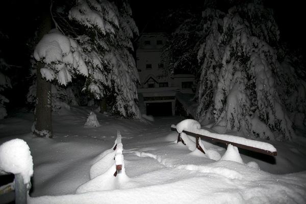 ZINNWALD, verwaist sind seine Worte im Schnee, 07.12.2012