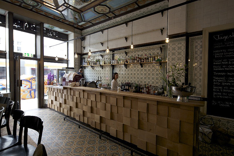 Leipzig enkelt bar