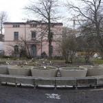 Leipzig, Botanischer Garten, Winter-Aussen-C, 07.02.2013