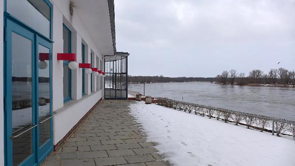 DESSAU, Kornhaus an der Elbe, 20.02.2013