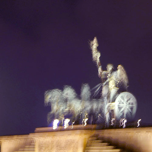 BERLIN, QUADRIGA – BRANDENBURGER TOR, 20.09.2013