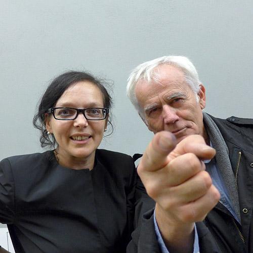 MAGDEBURG, EYES ON - JIM RAKETE & ANNEGRET LAABS, 08.10.2013