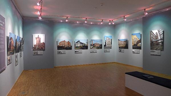 LEIPZIG, STADTMUSEM, Exposition, Innen, Ans. nach Süd-West, 25.02.2014