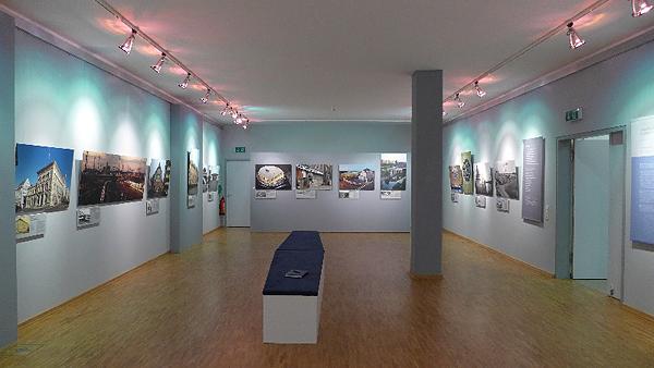 LEIPZIG, STADTMUSEM, Exposition, Innen, Ans. nach Ost, 25.02.2014