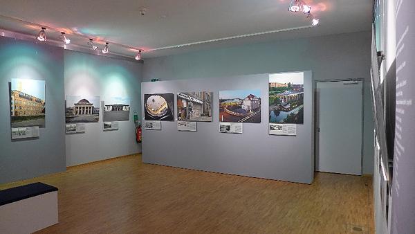 LEIPZIG, STADTMUSEM, Exposition, Innen, Ans. nach Nord-Ost, 25.02.2014