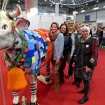 LEIPZIG, StrickerLE: Anne, Barbara, Elke, Petra, Brigitte, 23.02.2014