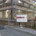 Lutherstadt Eisleben, Lutherarchiv, Ortsbesuch, Totale B, looking south, 03.06.2014