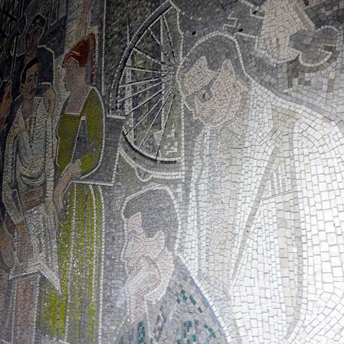LEIPZIG, Mosaik, 28.10.2014